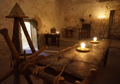 Sala dei tormenti - Narni sotterranea